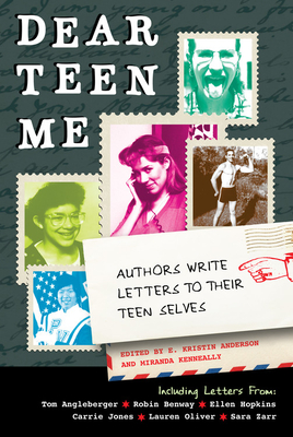 Dear Teen Me Cover