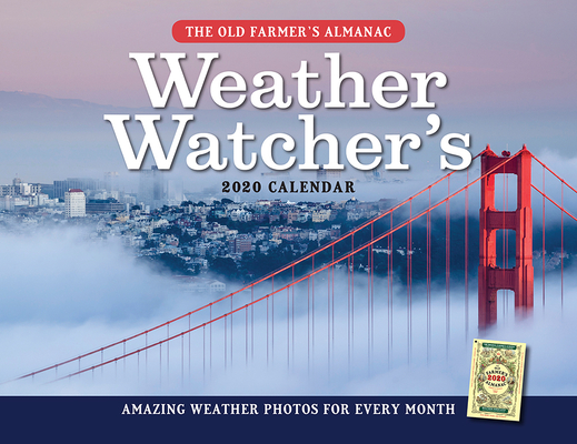 The 2020 Old Farmer's Almanac Weather Watcher's Calendar Cover Image