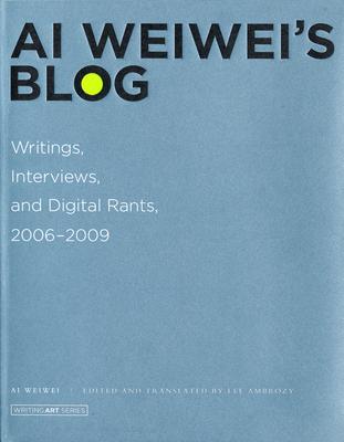 Ai Weiwei's Blog Cover