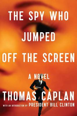 The Spy Who Jumped Off the Screen Cover Image