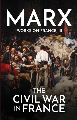 Cover for The Civil War in France