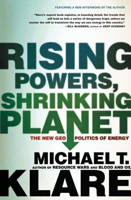 Rising Powers, Shrinking Planet Cover