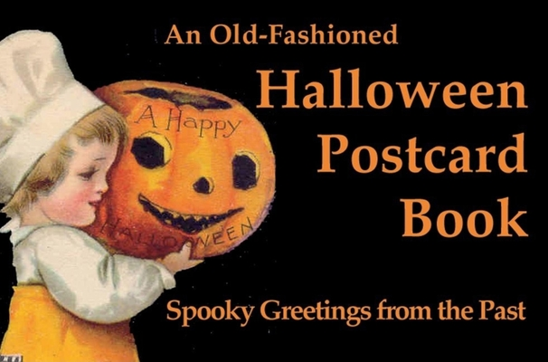 Halloween Postcards (Old-Fashioned Postcard Books) Cover Image