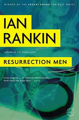 Resurrection Men (A Rebus Novel #13) Cover Image