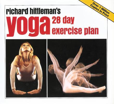 Cover for Richard Hittleman's Yoga