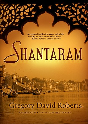 Shantaram [With Earbuds] Cover Image