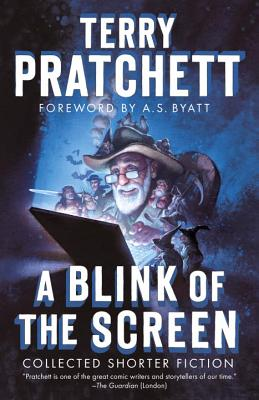 Cover for A Blink of the Screen