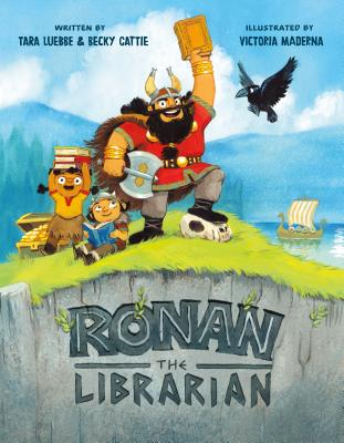 Ronan the Librarian Cover Image