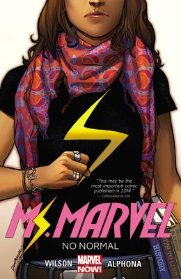 Ms. Marvel Volume 1: No Normal Cover Image