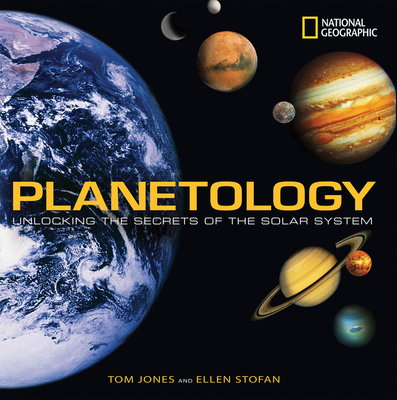 Planetology Cover