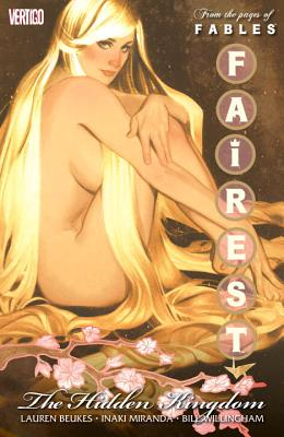 Fairest Vol. 2 Cover