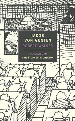 Jakob Von Gunten Cover Image
