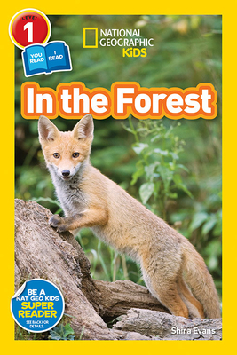 National Geographic Readers: In the Forest Cover Image