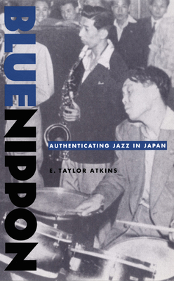 Cover for Blue Nippon