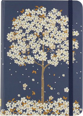 Falling Blossoms Journal (Diary, Notebook) Cover Image