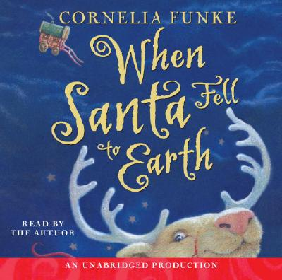 Cover for When Santa Fell to Earth