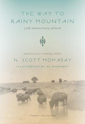 The Way to Rainy Mountain, 50th Anniversary Edition Cover Image