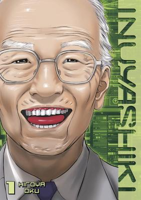 Cover for Inuyashiki 1