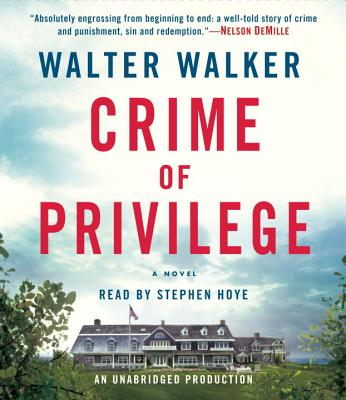 Crime of Privilege Cover