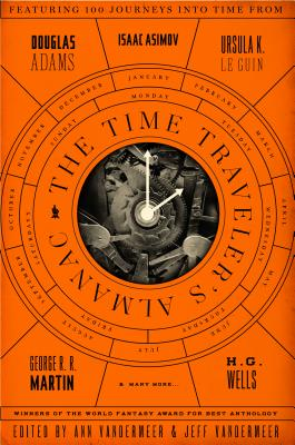 The Time Traveler's Almanac Cover