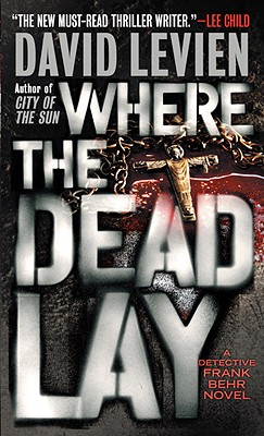 Where the Dead Lay Cover