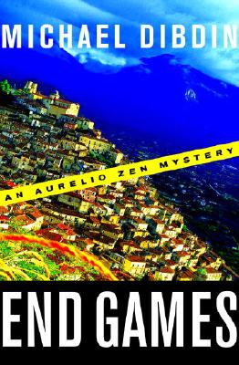 End Games: An Aurelio Zen Mystery Cover Image