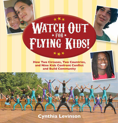 Watch Out for Flying Kids! Cover