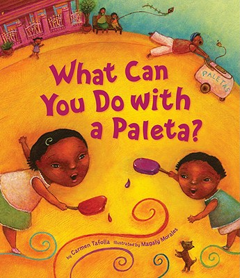 Cover for What Can You Do with a Paleta?