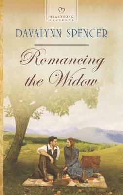 Romancing the Widow Cover