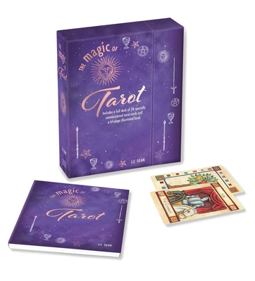The Magic of Tarot: Includes a full deck of 78 specially commissioned tarot cards and a 64-page illustrated book Cover Image
