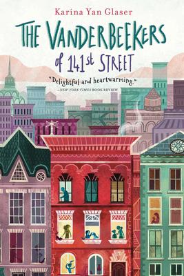 The Vanderbeekers of 141st Street cover