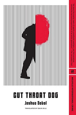 Cover for Cut Throat Dog