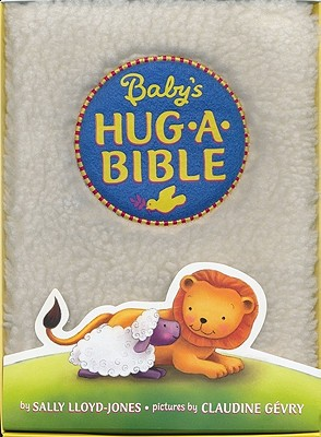 Baby's Hug-A-Bible Cover