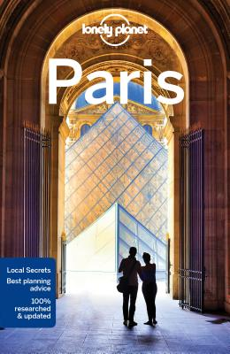 Lonely Planet Paris 11th Ed cover image
