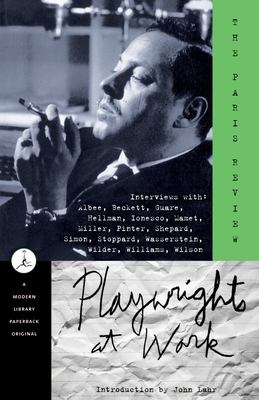 Playwrights at Work Cover