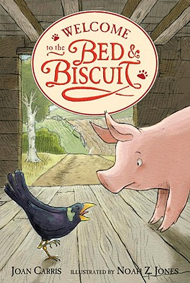 Welcome to the Bed & Biscuit Cover