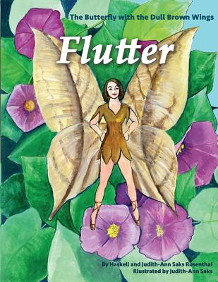 Flutter the Butterfly with the Dull Brown Wings Cover Image
