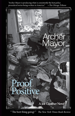 Cover for Proof Positive (Joe Gunther Mysteries #25)