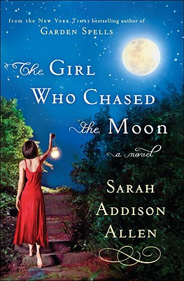 Cover for The Girl Who Chased the Moon