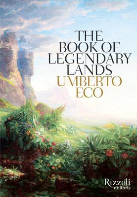 The Book of Legendary Lands Cover