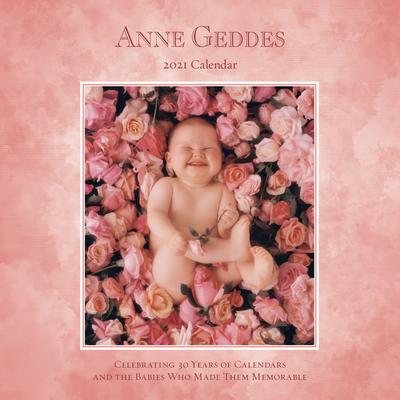 Anne Geddes 2021 Wall Calendar Cover Image