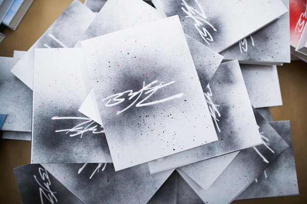 Futura Deluxe Edition: The Artist's Monograph Cover Image
