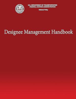 Designee Management Handbook Cover Image