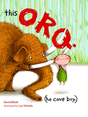 Cover for This Orq. (He Cave Boy.)
