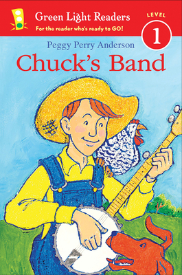 Chuck's Band (Green Light Readers Level 1) Cover Image