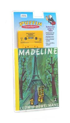 Madeline [With Book] Cover Image