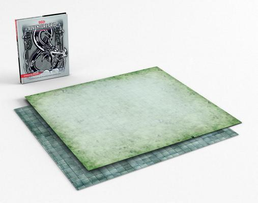 D&D Adventure Grid (Dungeons & Dragons) Cover Image