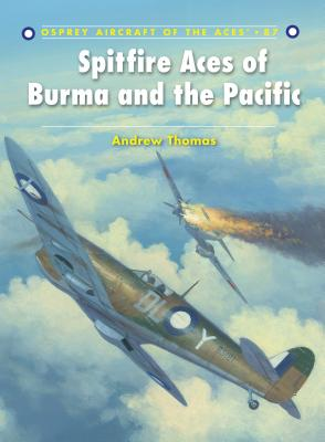 Spitfire Aces of Burma and the Pacific Cover Image