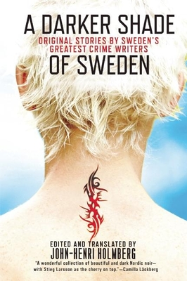 Cover for A Darker Shade of Sweden