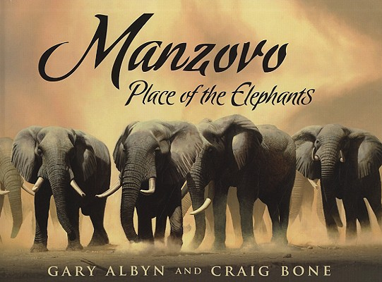 Manzovo: Place of the Elephants [With CD] Cover Image